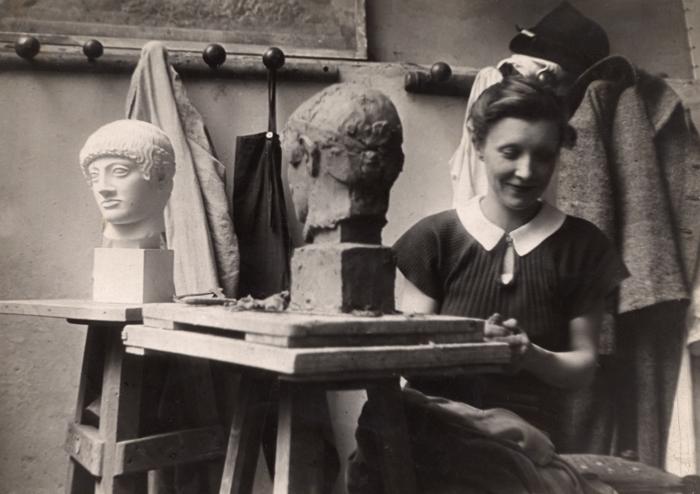 Louise Josephine Bourgeois, artist